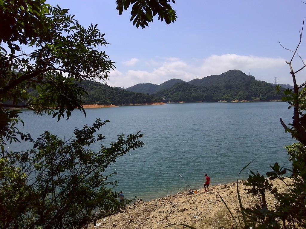 香港生態旅遊:城門水塘