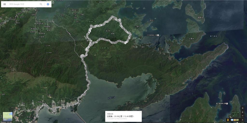 香港生態旅遊:船灣郊野公園