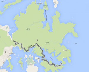 香港西貢環島徒步露營計劃(隊員招募)
