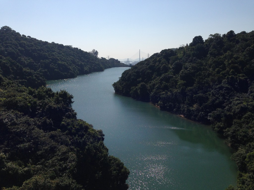 香港生態旅遊:九龍水塘