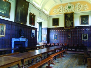 Dining Room at Jesus College