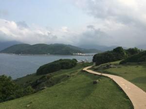 香港的兩個極端