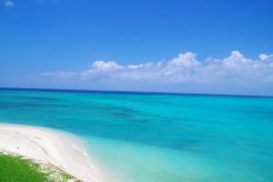 愛上沖繩的藍與綠@宮古島