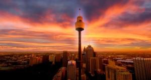 澳洲夏令營課程景點2_悉尼塔