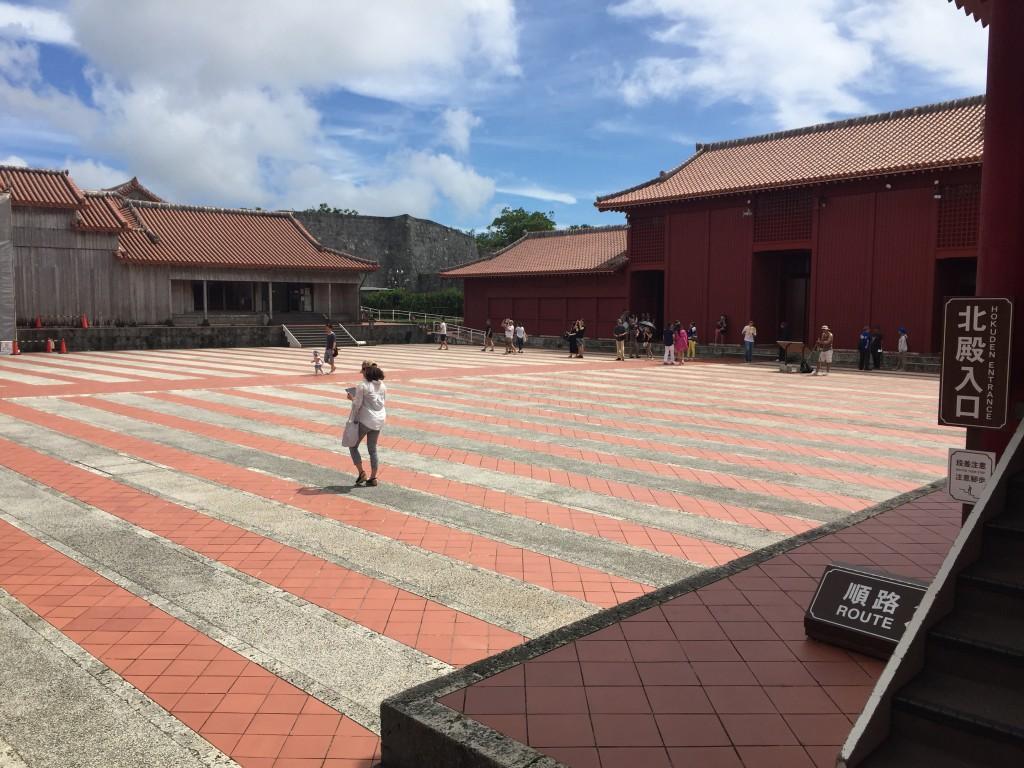 遊學沖繩:首里城