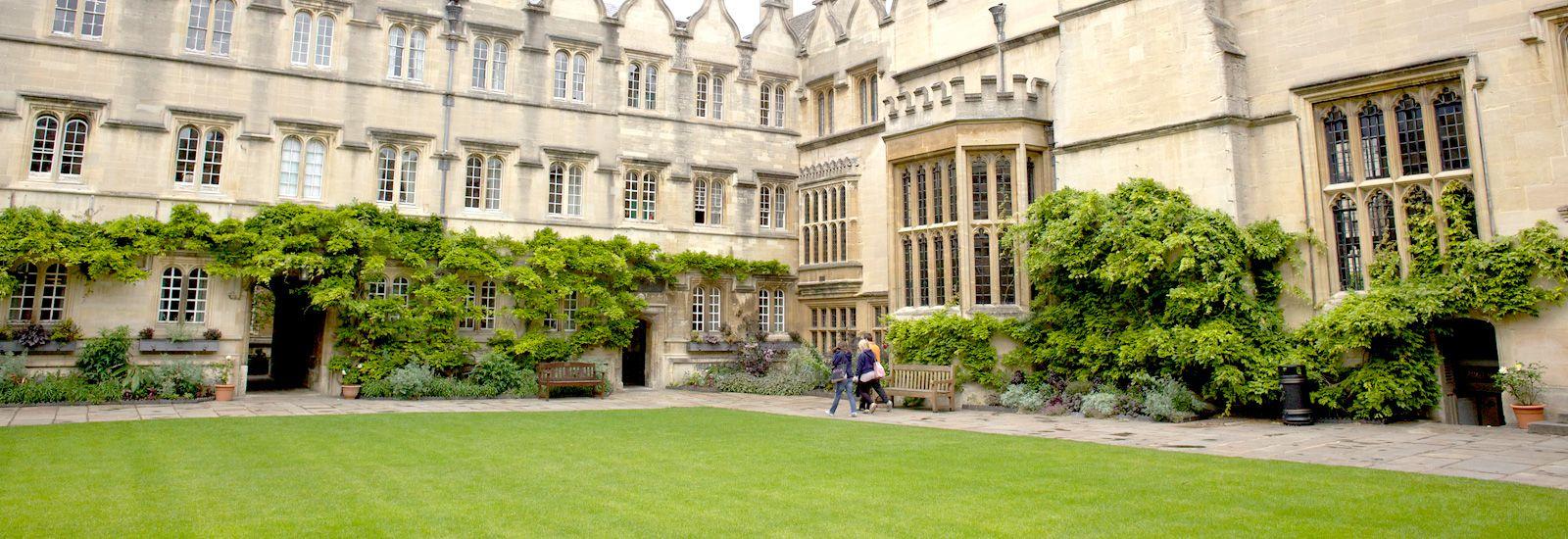 牛津大學 耶穌學院