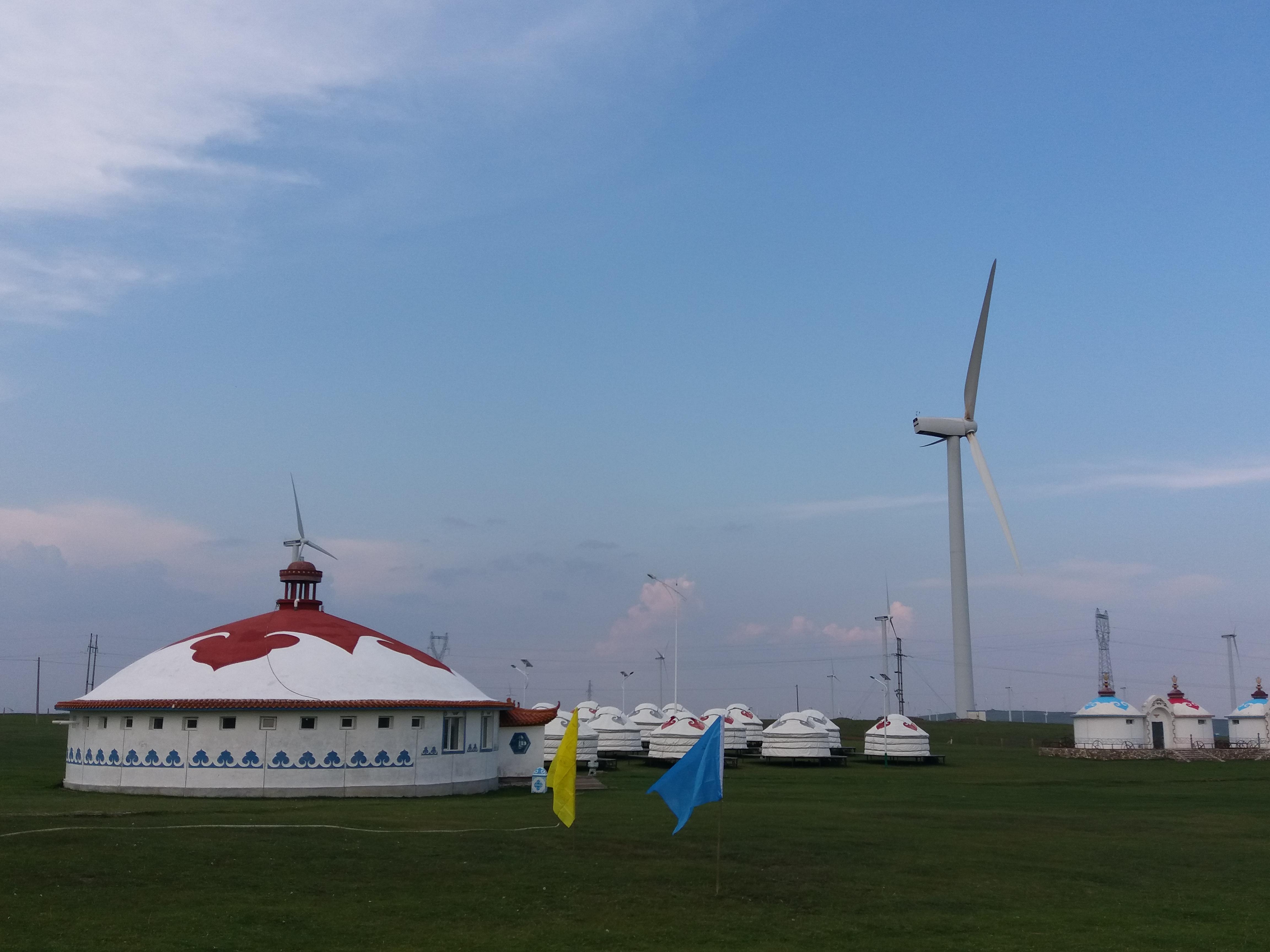 內蒙古 ─ 蒙古包
