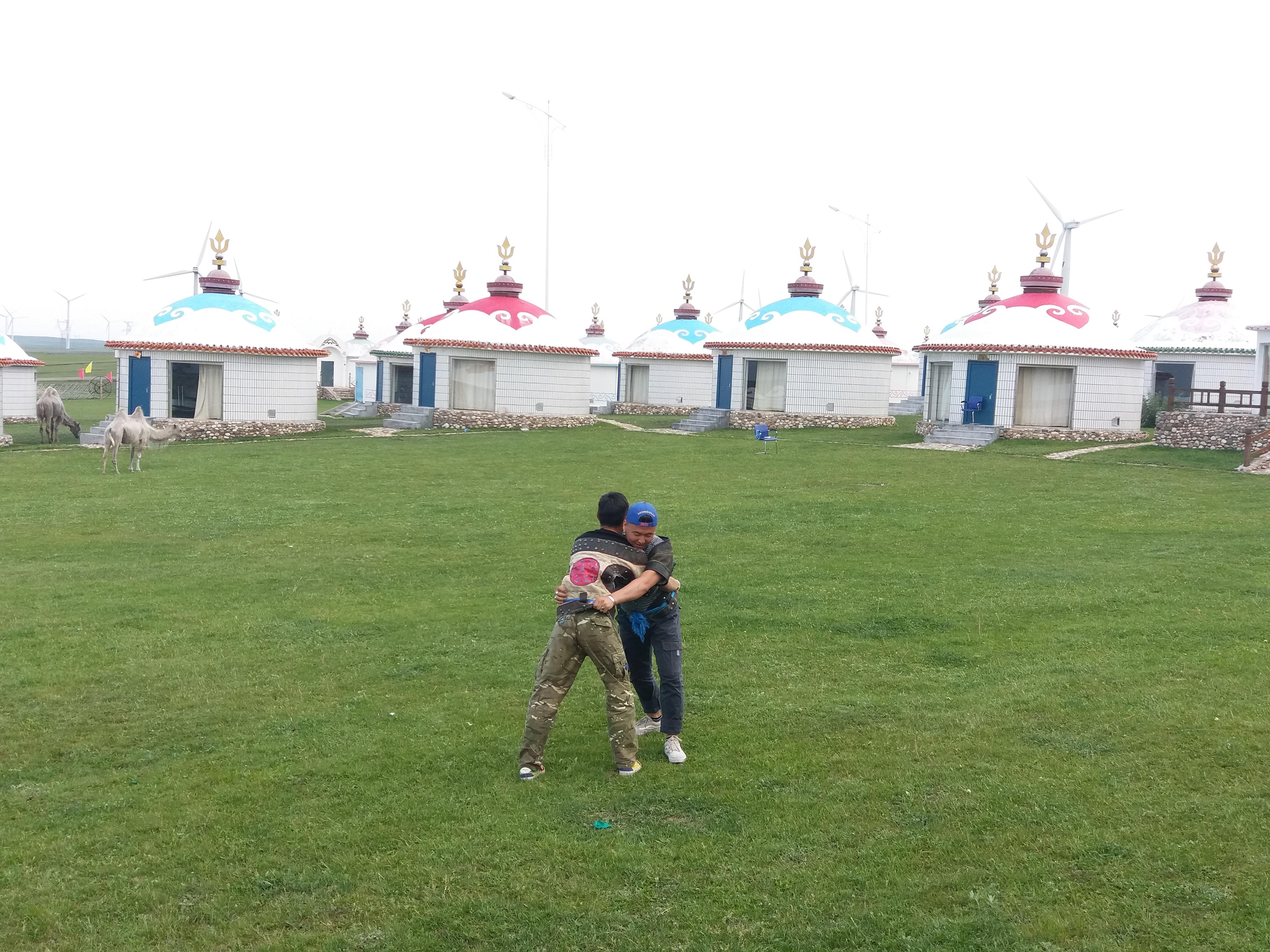 蒙古包酒店