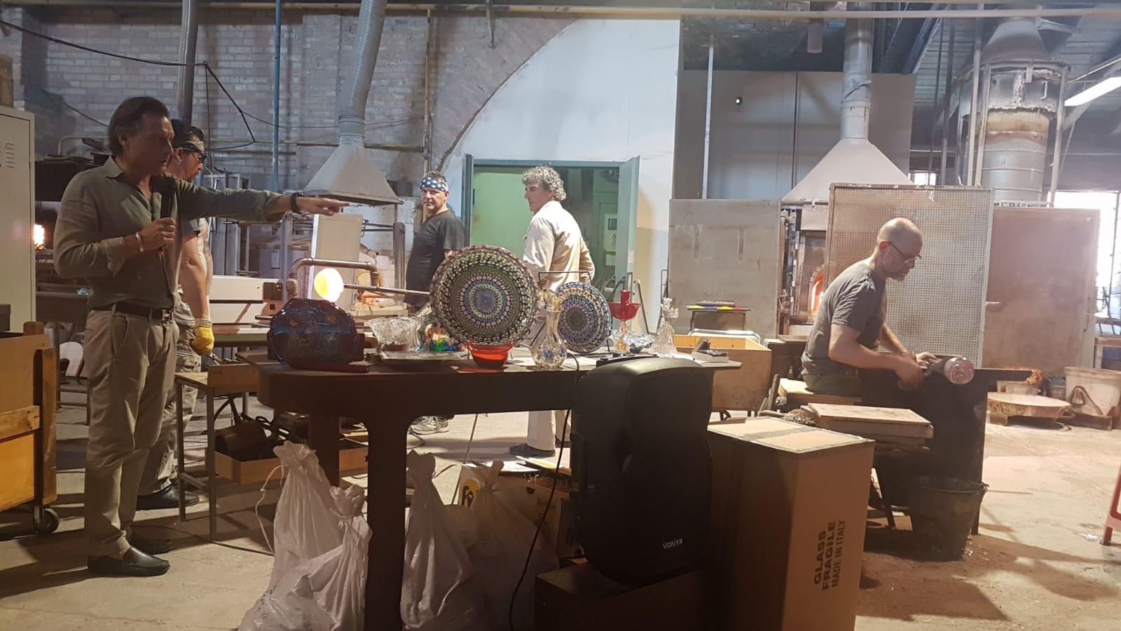 遊學意大利:穆拉諾島的玻璃工藝