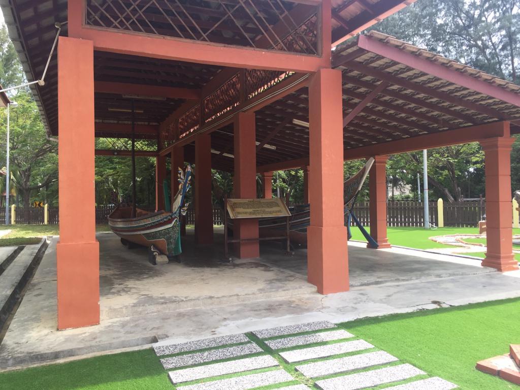 遊學馬來西亞:丹絨芭勞漁夫博物館