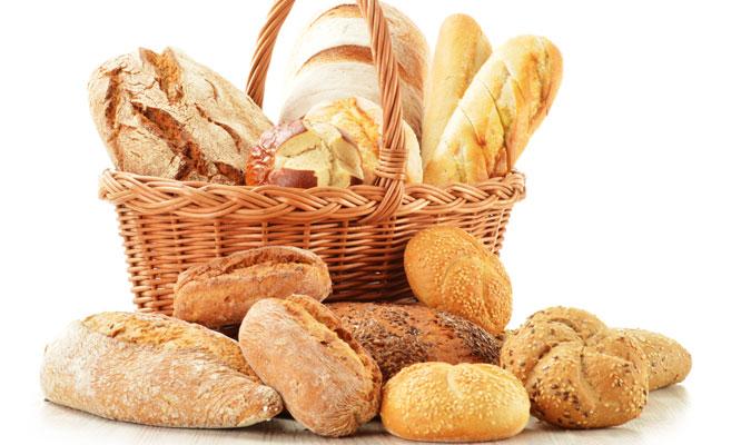 外國的麵包特別好吃